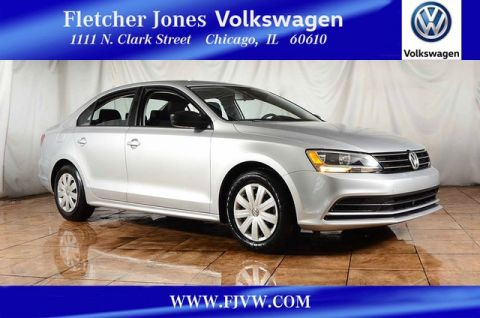Certified Pre-Owned 2016 Volkswagen Jetta Sedan 1.4T S Front Wheel Drive Sedan