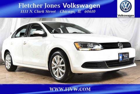 Certified Pre-Owned 2014 Volkswagen Jetta Sedan SE w/Connectivity Front Wheel Drive Sedan
