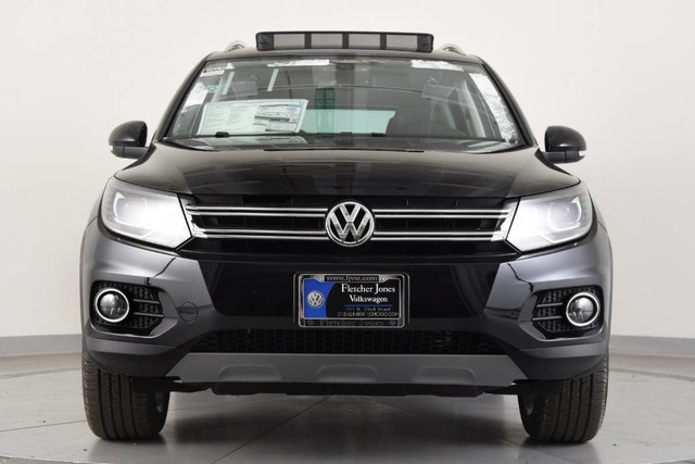 New Volkswagen Tiguan Sport Suv In Chicago